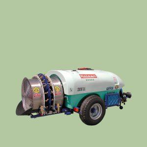 Турбо Атомизер Холсан CAN 20, Twin Fan, 2000l   Evro-Stil